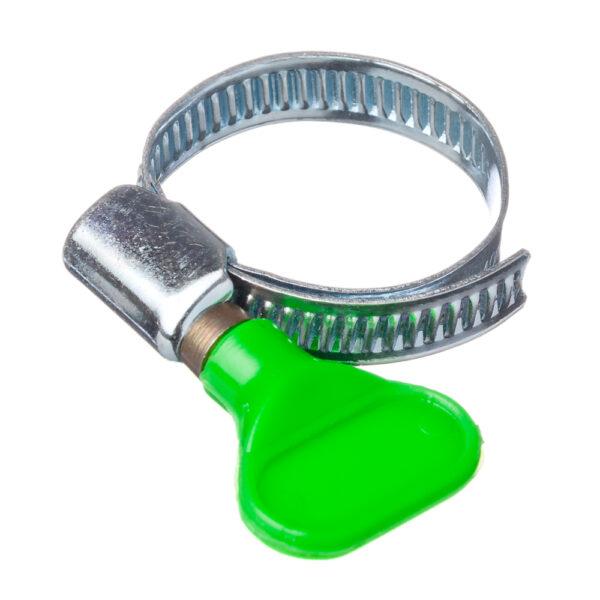 Хомуты с ключом