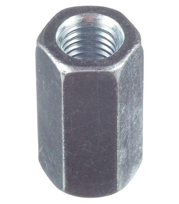 Гайки удлиняющие соединительные из нержавеющей стали DIN 6334 А2