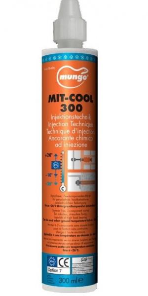 MIT-COOL (Plus) Для низких температур, без стирола, картридж 300 мл