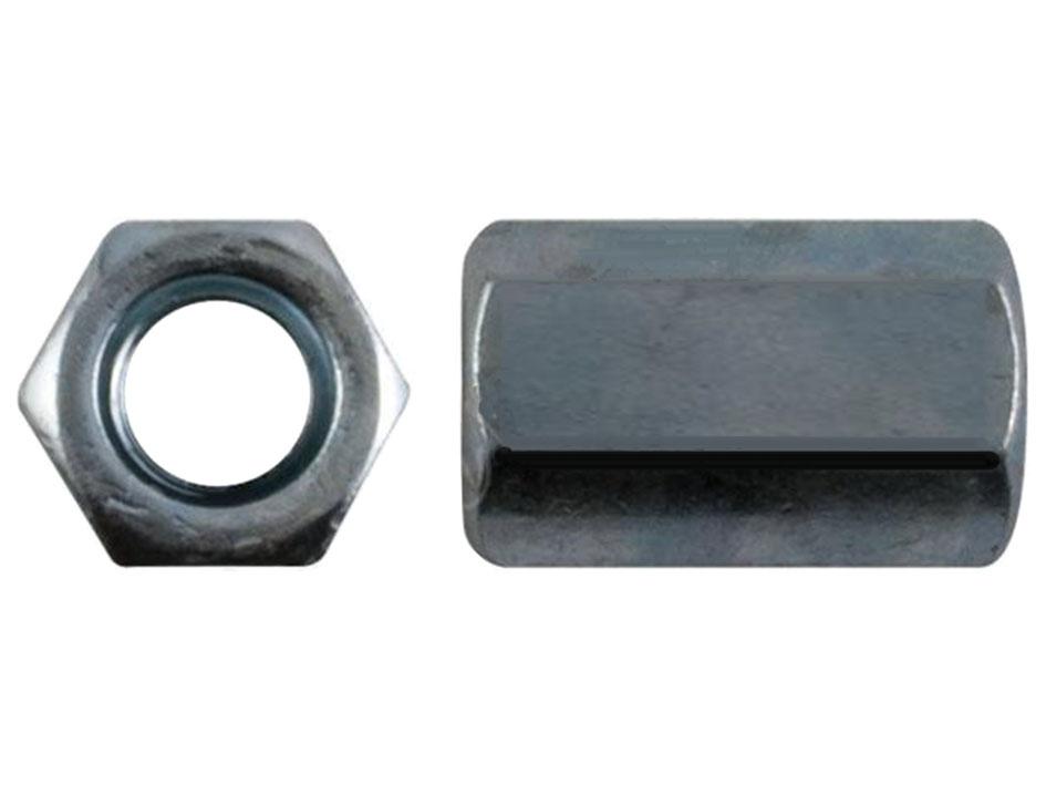 Гайки удлиняющие (DIN 6334)