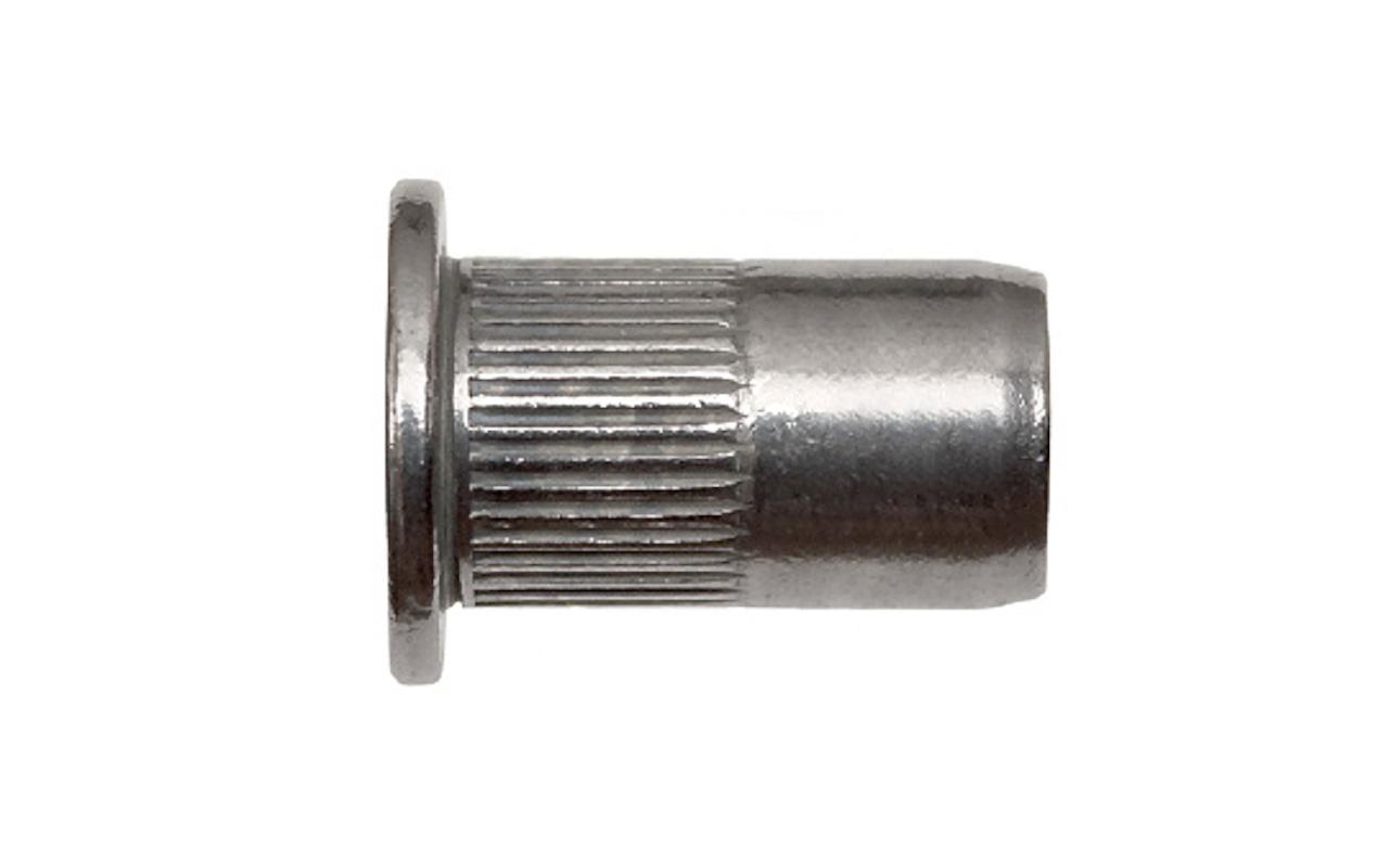 Заклепки резьбовые цилиндрический бортик/ A2 - фото 1