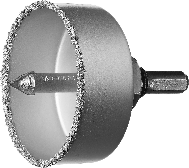Коронки алмазные с центрирующим сверлом