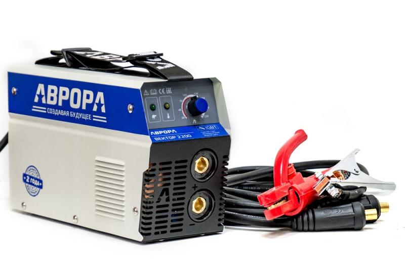 Сварочный аппарат  АВРОРА Вектор 2200