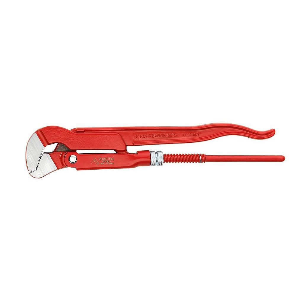 Ключи трубные с изогнутыми губками КТР-45 серия ЭКСПЕРТ